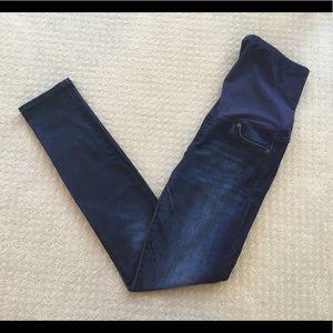 Long Gap maternity skinny jeans